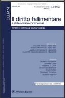 Il diritto fallimentare e delle società commerciali - Raccolta delle annate
