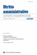 Diritto amministrativo - rivista trimestrale