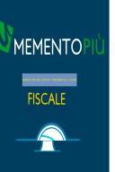 MEMENTOPIU MATERIA FISCALE