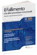 Il Fallimento e le altre procedure concorsuali - Raccolta delle annate