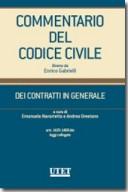 Commentario del codice civile. Dei contratti in generale Vol.4 2011