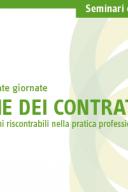Seminario di specializzazione Redazione dei contratti