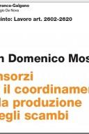 Consorzi per il coordinamento della produzione e degli scambi artt. 2602-2620  2017