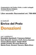 DONAZIONI ART 769-809 CCC 2019 LIBRO SECONDO: SUCCESSIONI
