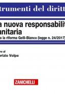 LA NUOVA RESPONSABILITA' SANITARIA  2018 SDD