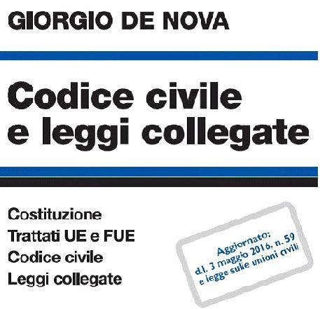 amazon codice civile e procedura civile de nova