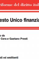 TESTO UNICO FINANZIARIO. Mercati ed intermittenti (2° TOM0 2020)