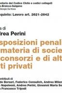 Disposizioni penali in materia di società, di consorzi e di altri enti privati