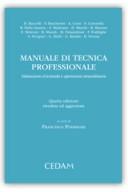 Manuale di tecnica professionale 2014