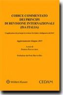 Codice commentato dei principi di revisione internazionali (ISA Italia) 2015