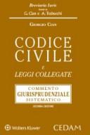 Codice civile e Leggi collegate Commento Giurisprudenziale Sistematico