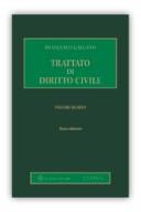 Trattato di diritto civile. Volume IV   Società