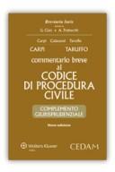 Commentario breve al Codice di Procedura civile - Complemento giurisprudenziale con CD-Rom