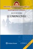 Le unioni civili 2016