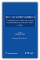 CEDU e ordinamento italiano