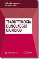 Traduttologia e linguaggio giuridico 2018