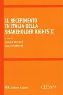 Recepimento in Italia della Shareholder Rights II