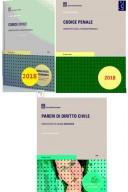 KIT 2 Codici annotati con giurisprudenza e Pareri di diritto civile