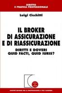 Il broker di assicurazione e di riassicurazione