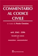 Commentario al codice civile. Artt. 2363-2396. Societa' per azioni: assemblea - amministratori.
