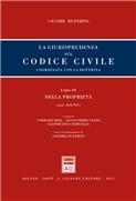 Libro III Artt. 810-951 della proprietà