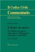 Il diritto di autore.Del diritto di autore sulle opere dell'ingegno letterarie e artistiche