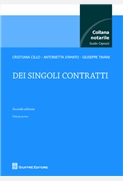 Dei singoli contratti volume primo