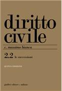 Diritto civile 2.2 - Le successioni