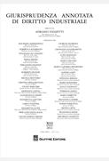 Giurisprudenza annotata di diritto industriale 2012 - 2014