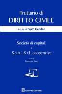Trattario Diritto Civile XVIII Società di Capitali - Spa, Srl, Cooperative