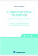 Il processo civile telematico -Kit completo di Volume + Software Cliens Redigo (annuale) + Manuale d'uso