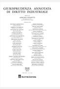 Giurisprudenza annotata di diritto industriale 2015
