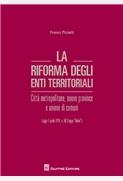 La riforma degli enti territoriali