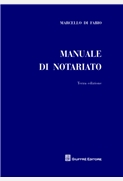 Manuale di notariato terza edizione