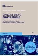Diritto penale. Manuale Breve