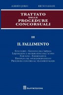 Trattato delle procedure concorsuali vol. III - Il fallimento
