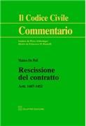 Della rescissione Artt. 1447 - 1452