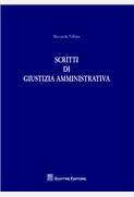 Scritti di giustizia amministrativa
