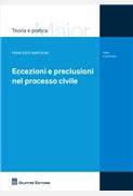 Eccezioni e preclusioni nel processo civile