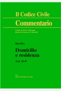 Domicilio e Residenza artt. 43-47