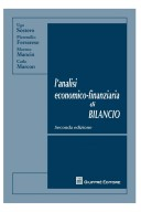 Analisi economico - finanziaria del bilancio
