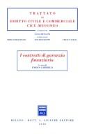 Contratti Garanzia Finanziaria 2018 Gabrielli Schlesinger Roppo Anelli