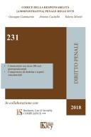 231 Il codice della responsabilità [amministrativa] penale degli enti  dicembre 2018