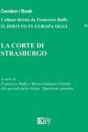 La corte di Strasburgo 2019 La Corte europea dei diritti dell'uomo