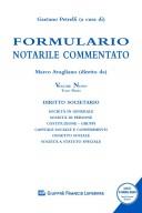 Formulario notarile commentato Vol. IX - Società in generale e società di persone