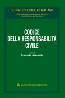 Codice della responsabilità civile
