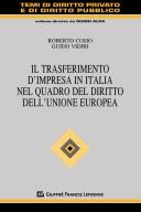 Il trasferimento d'impresa in Italia nel quadro del diritto dell'Unione Europea