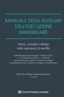Manuale degli ausiliari dell'esecuzione immobiliare Addenda di aggiornamento
