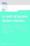 Le novità del processo tributario telematico