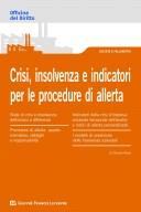 Crisi insolvenza e indicatori per le procedure di allerta